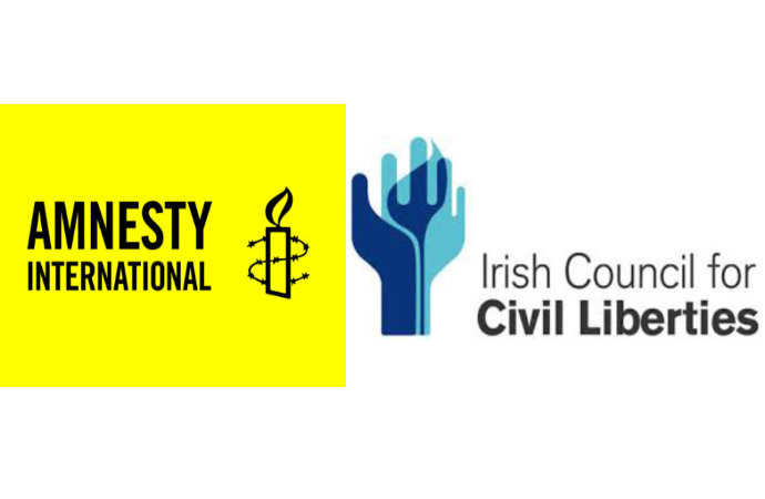 Amnesty and ICCL Sallins Case