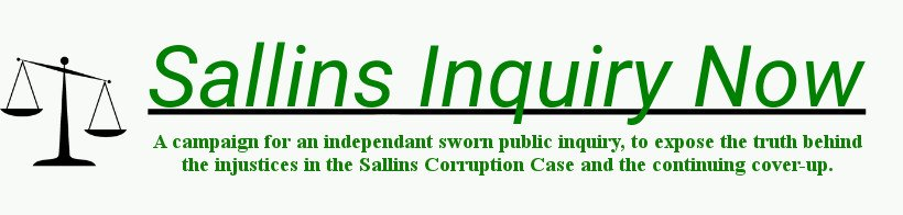 Sallins Inquiry Now