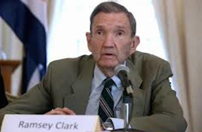 Ramsey Clarke
