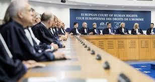 ECHR judges