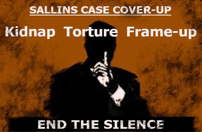 Sallins Mail Train Case